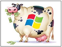 MS cash cow