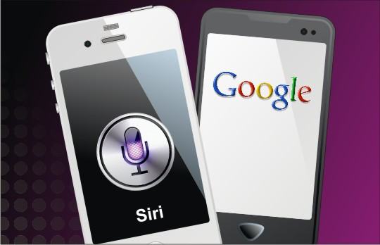 Google?s Answer to Apple Siri