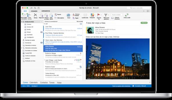 Los usuarios de Mac OS X podrán probar primicias de Office