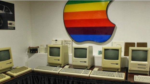 Computadoras de la colección de Alex