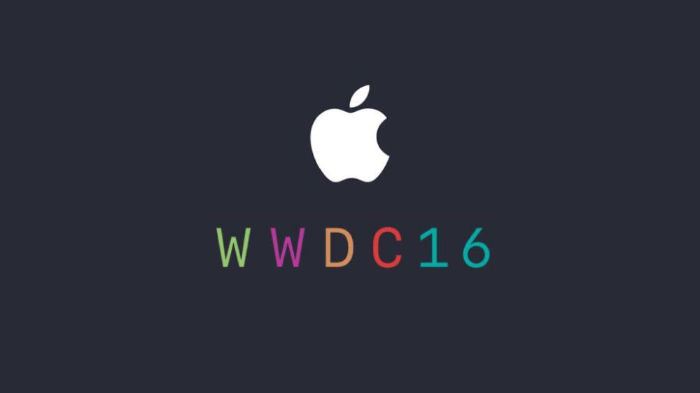 Logotipo WWDC 2016