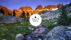 macOS Sierra1