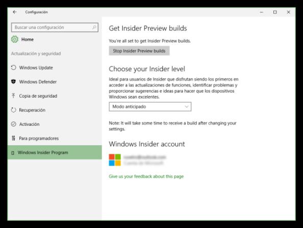 Windows 10 Anniversary Update Insider 2016